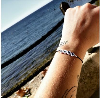 Bracelet MUM coeur