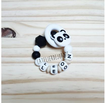 Anneau dentition panda